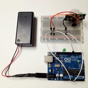 Arduino Motion Dector